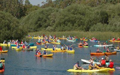 Descenso Inaugural Del Río Zújar el día 17 de junio 2017