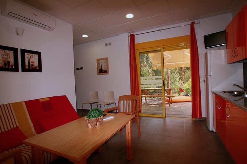 Oferta Primavera 2017 Isla del Zujar Módulos Apartamentos y Apartamentos Rurales