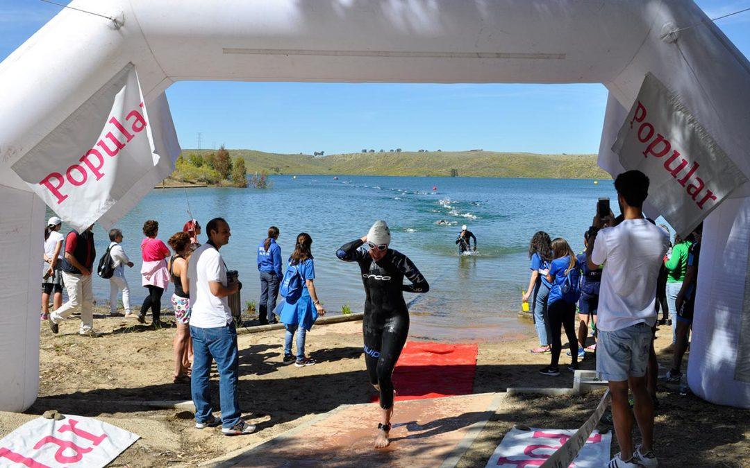 Isla del Zujar 6ª Edición del Triatlón Cross (Campeonato Extremeño).