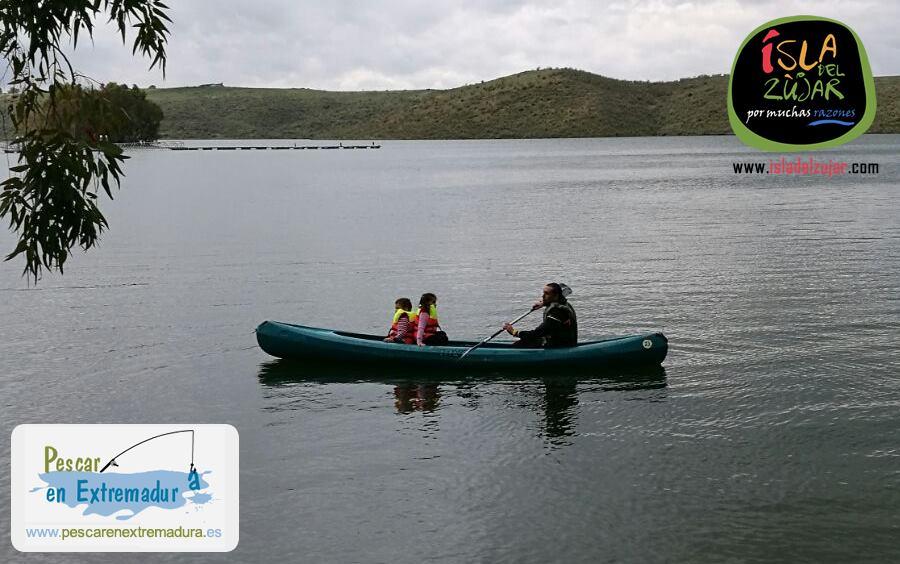 Convivencia de Carpfishing en la Isla del Zujar