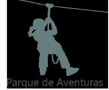 Parque de aventuras Isla del Zujar