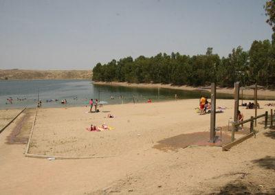 Playa Isla del Zujar