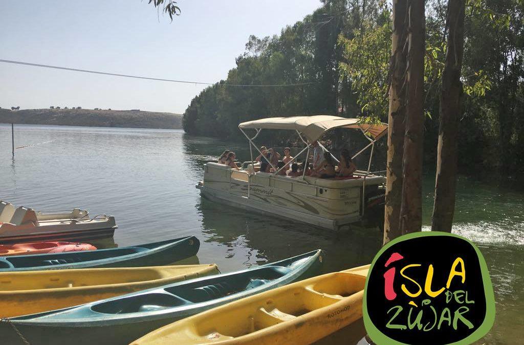 Recomendamos algunas de las actividades que puedes realizar este verano en la Isla del Zujar