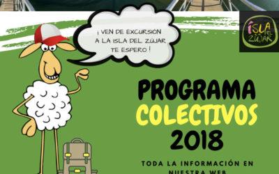 Excursion de fin de Curso Oferta de Actividades 2018