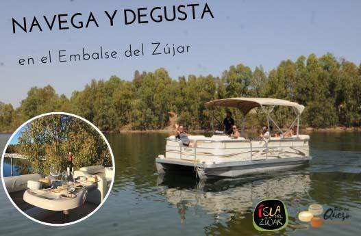 NAVEGA Y DEGUSTA @ COMPLEJO ISLA DEL ZUJAR | Castuera | Extremadura | España