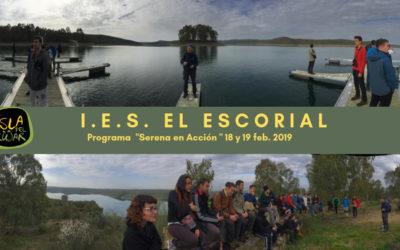 I.E.S. EL ESCORIAL